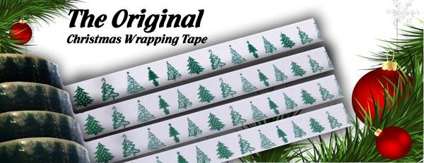 Christmas Tree Tape