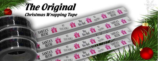 Santas Been Tape
