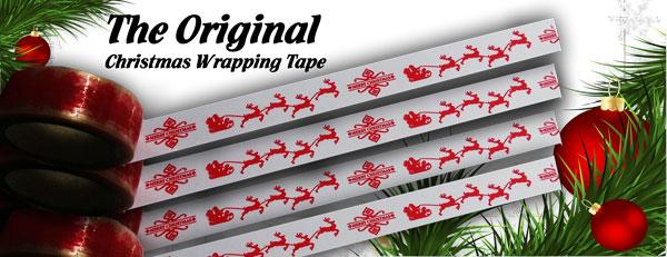 Christmas Sleigh Tape
